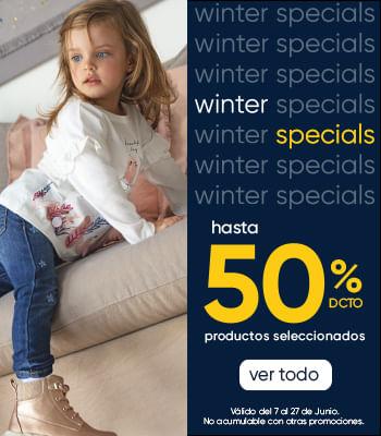 Winter Specials | Colloky Perú