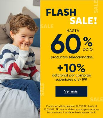 Flash Sale | Colloky Perú